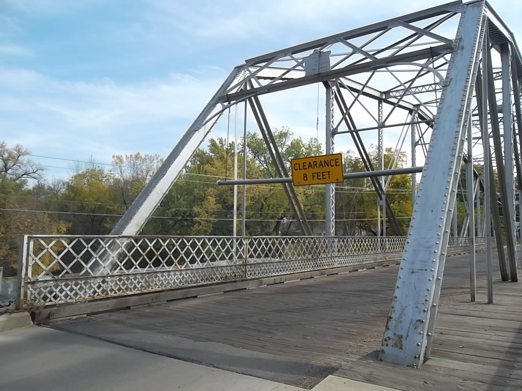 Third Street Bridge (Cannon Falls, Minnesota)