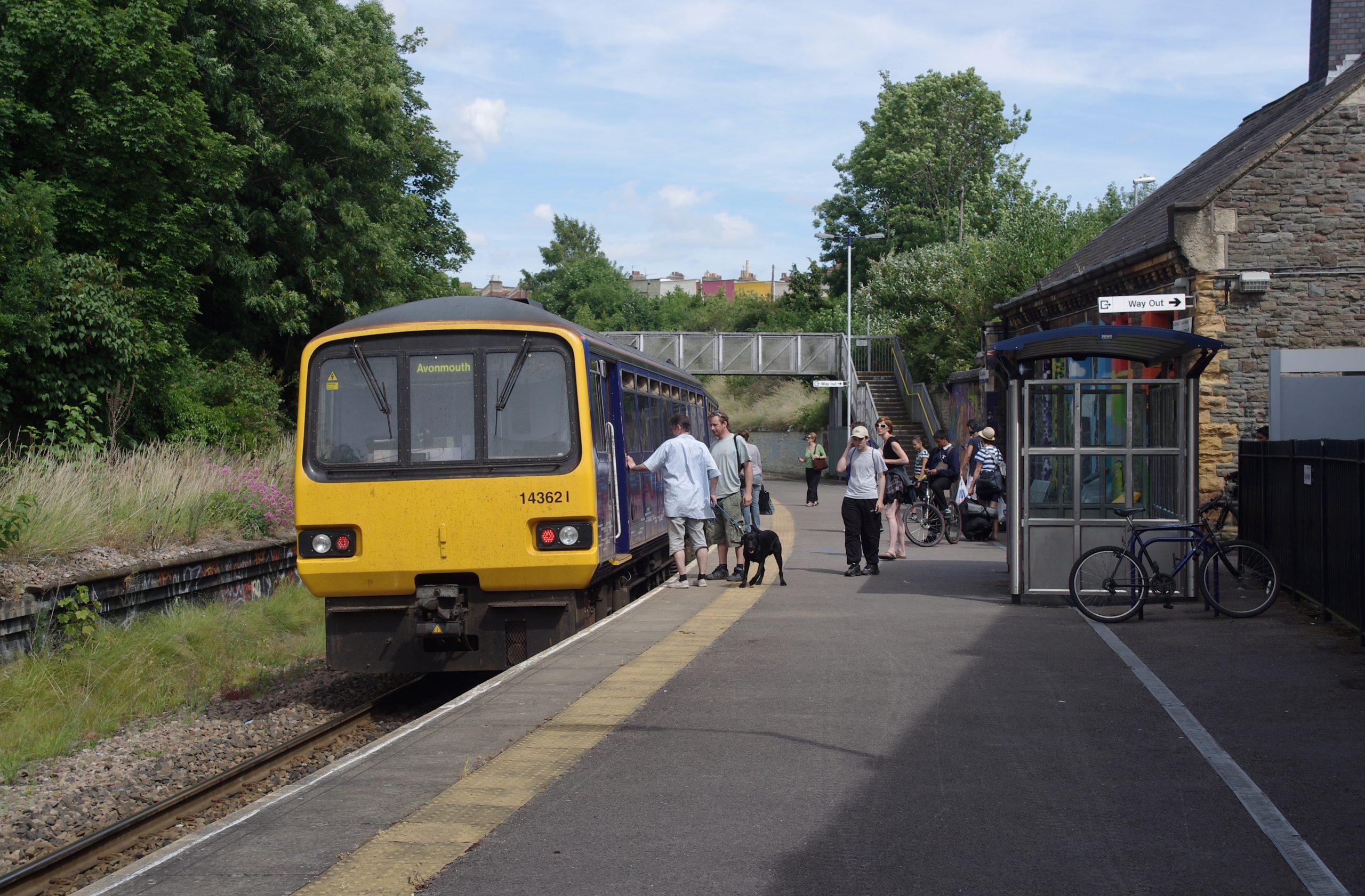 Montpelier railway station