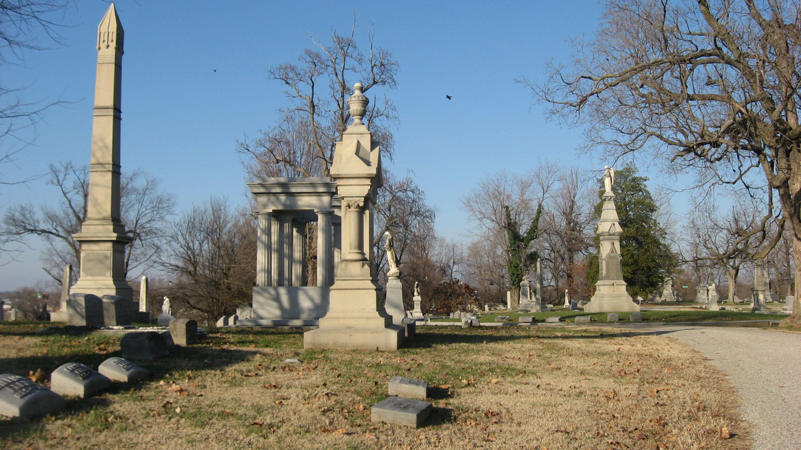 Oak Hill Graveyard (Evansville, Indiana)