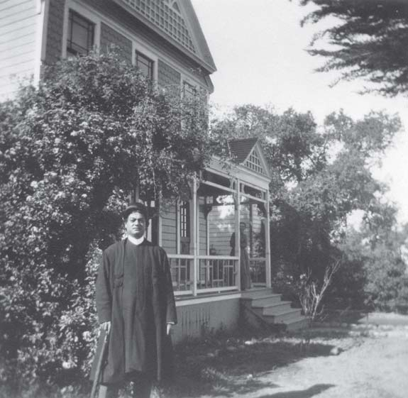 Swami Vivekananda in California